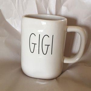"Rae Dunn ""GIGI"" mug"